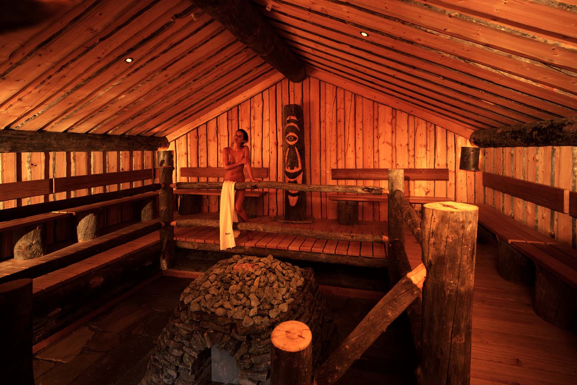 Stadelsauna im Alpspitz-Bade-Center